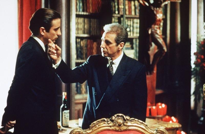 O Poderoso Chefão: A Morte de Michael Corleone é o novo título da conclusão da saga de mafiosos