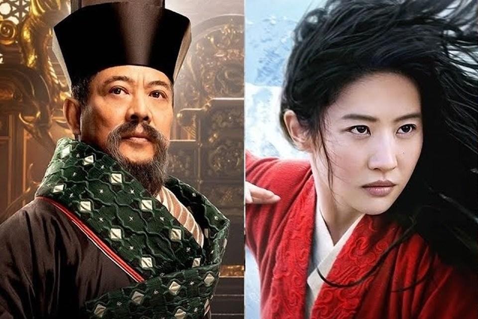 Jet Li salvou a vida de Liu Yifei, a Mulan, em gravação de filme