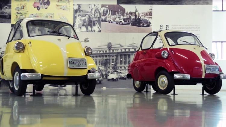 Romi-Isetta não foi sucesso de vendas, mas ganhou uma legião de fãs (Fonte: UOL/Reprodução)
