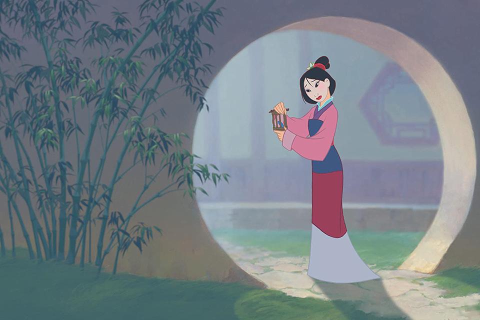 A música em Mulan