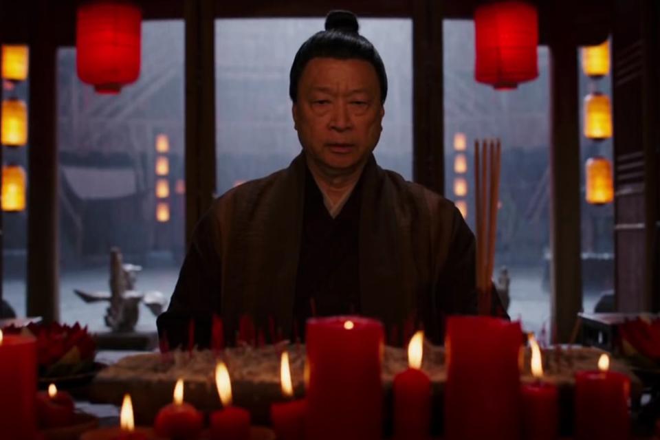 A família de Mulan