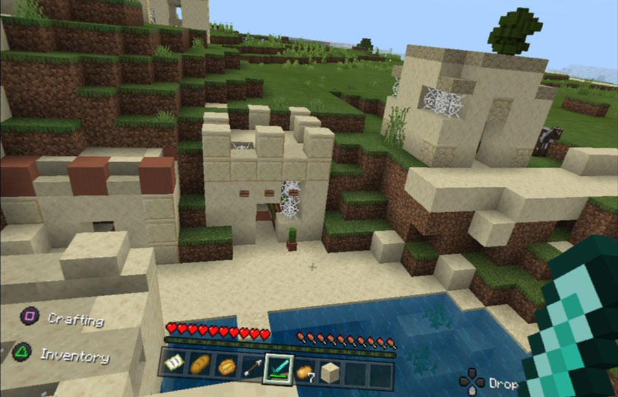 A jogabilidade em realidade virtual será similar à versão convencional do game