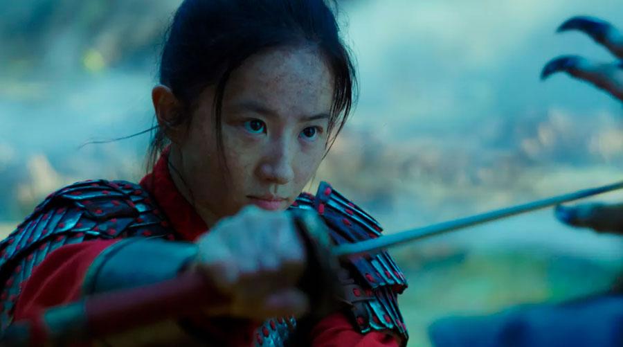 Yifei Liu, atriz que interpreta Mulan