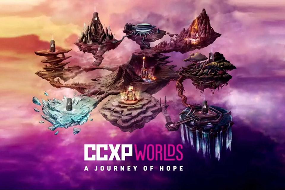 CCXP Worlds: veja a data oficial, preços e os quadrinistas do evento