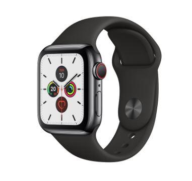 Imagem: Smartwatch Apple Watch Series 5, 40,0 mm