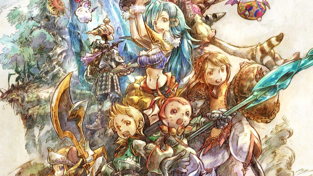 Final Fantasy CC Remastered é lindo, mas não minimiza falhas do original