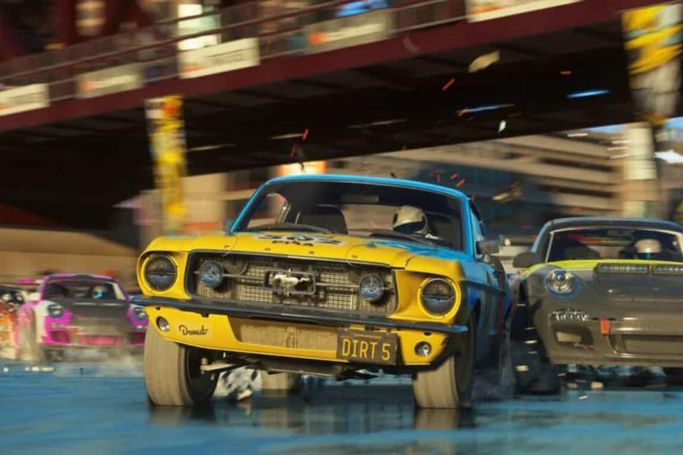 Dirt 5 será lançado simultaneamente ao Xbox Series X e Series S