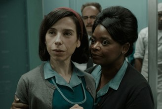 The Shape of Water: women are the main focus