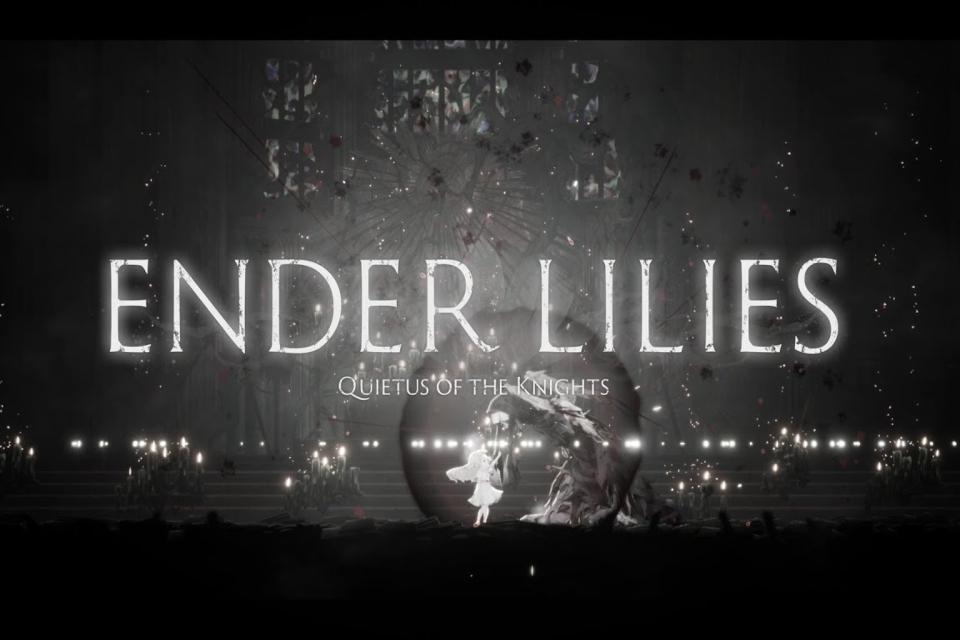 Ender Lilies: Quietus of the Knights é revelado para PC e consoles