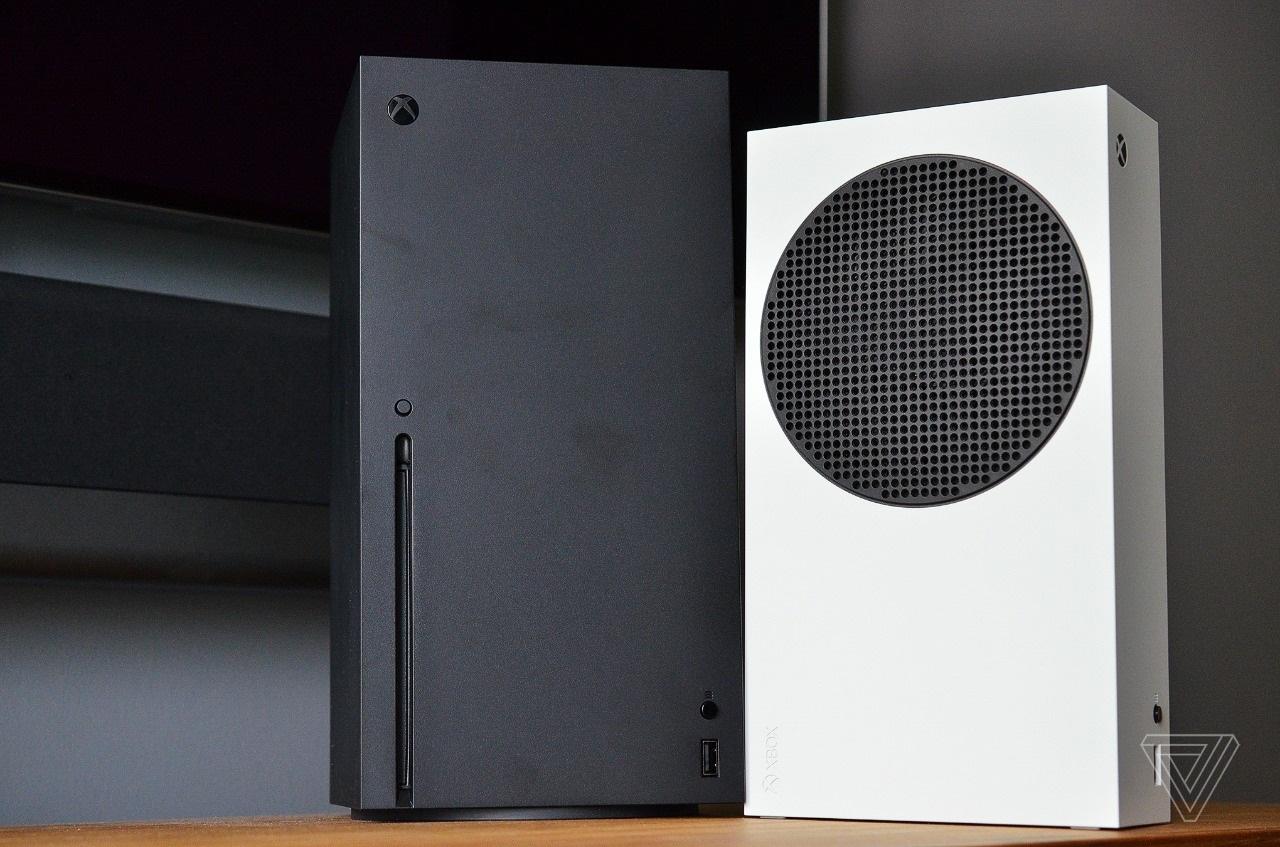 Xbox Series S: imagens do pequeno gigante ao lado do Series X - TecMundo