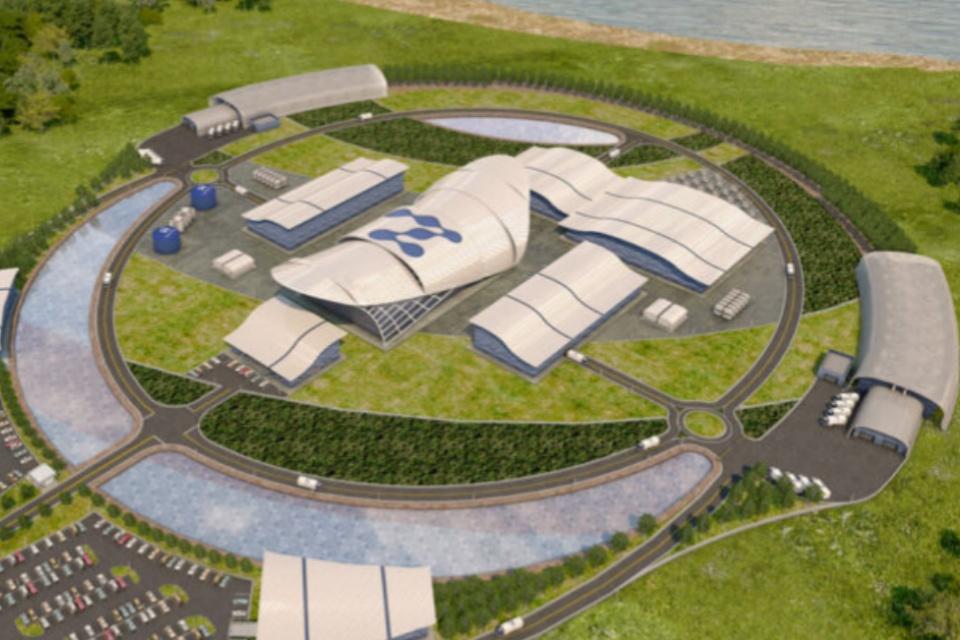 Estados Unidos aprovam primeiro reator nuclear 'em miniatura'