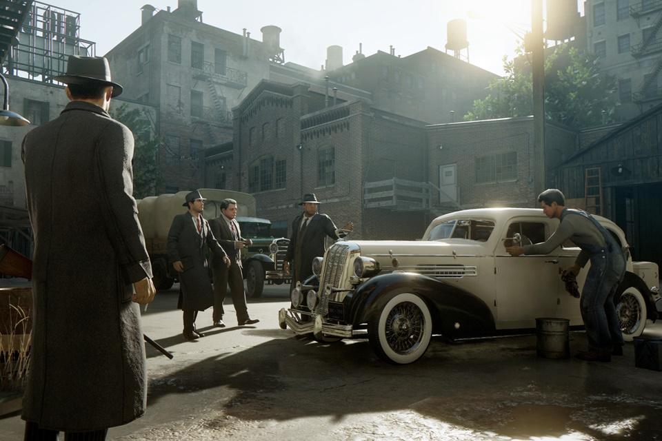 Mafia: Definitive Edition ganha novo trailer focado em história