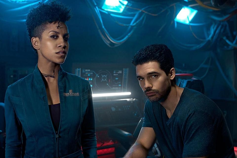Imagem de: As 10 melhores séries de ficção científica no Amazon Prime Video