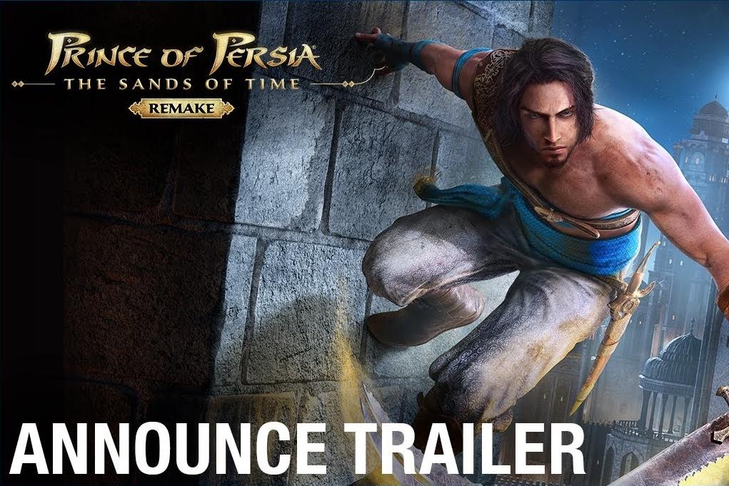 Prince of Persia: The Sands of Time Remake é revelado com trailer incrível