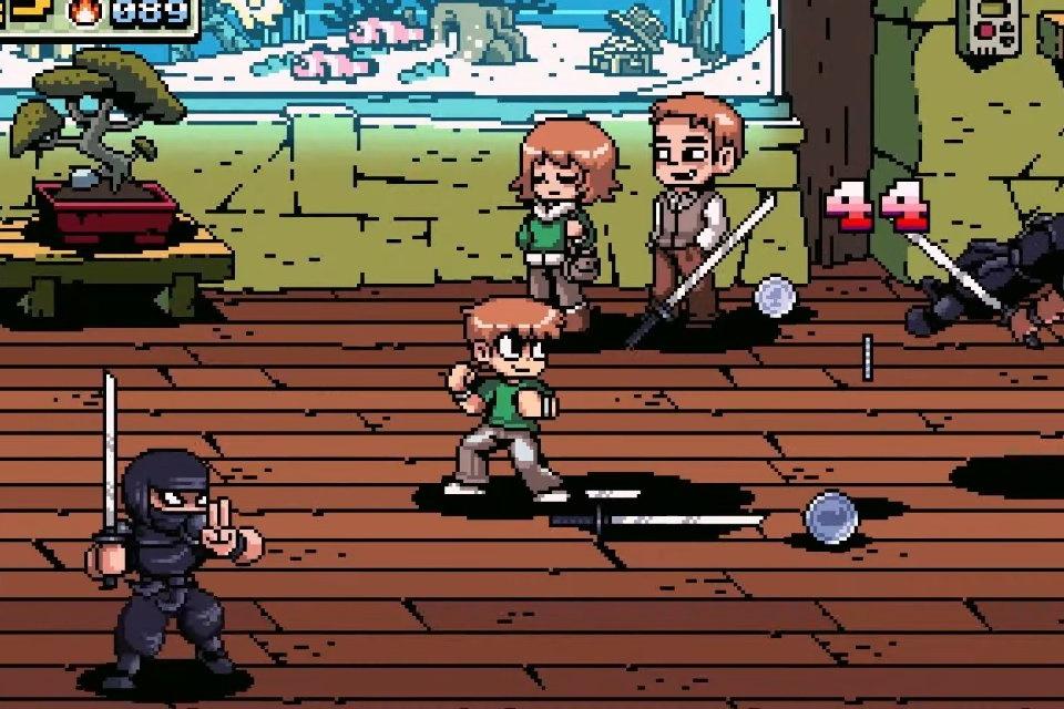 Scott Pilgrim vs The World: The Game tem edição definitiva anunciada
