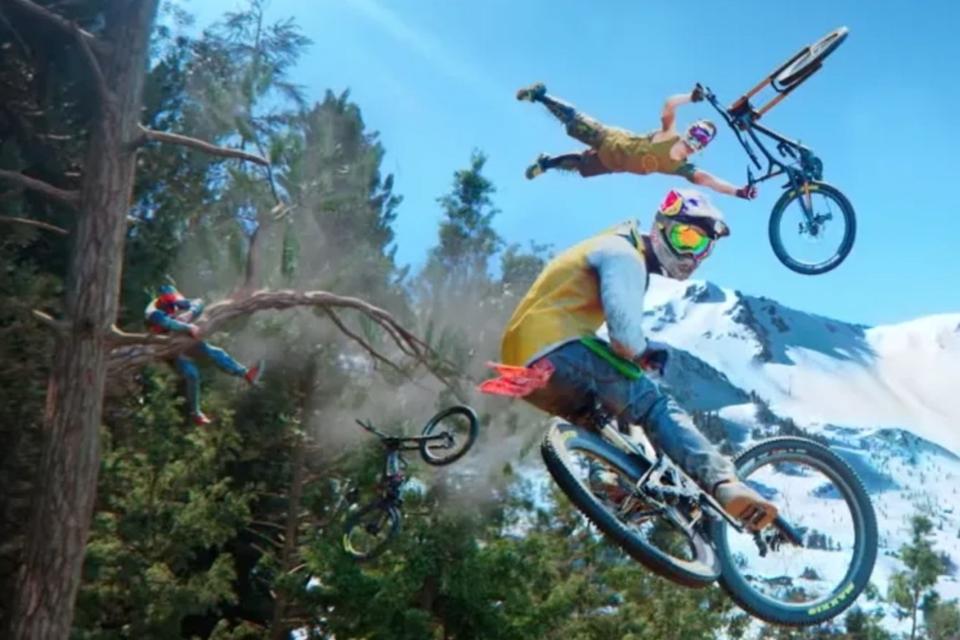 Ubisoft anuncia Riders Republic, multiplayer de esportes radicais