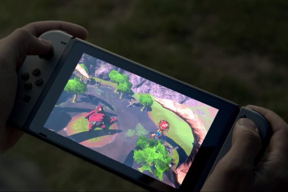 Rumor de Nintendo Switch Pro é aquecido por estúdio de Monster Boy
