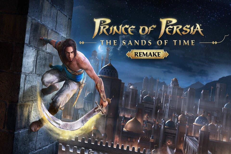 Prince of Persia: The Sands of Time Remake tem bônus de pré-venda revelado