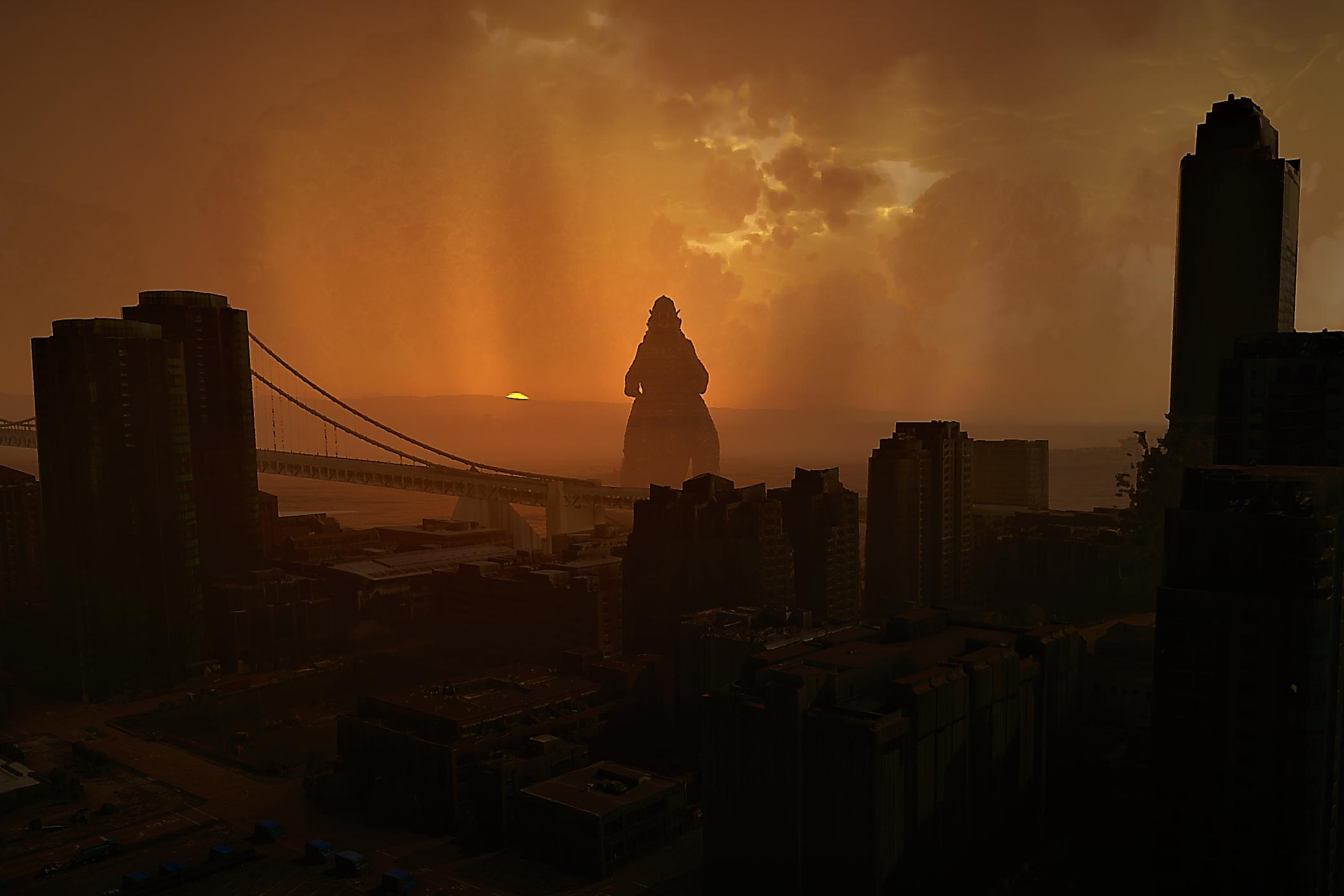 Microsoft Flight Simulator: jogo recebe mods de Hogwarts e Godzilla