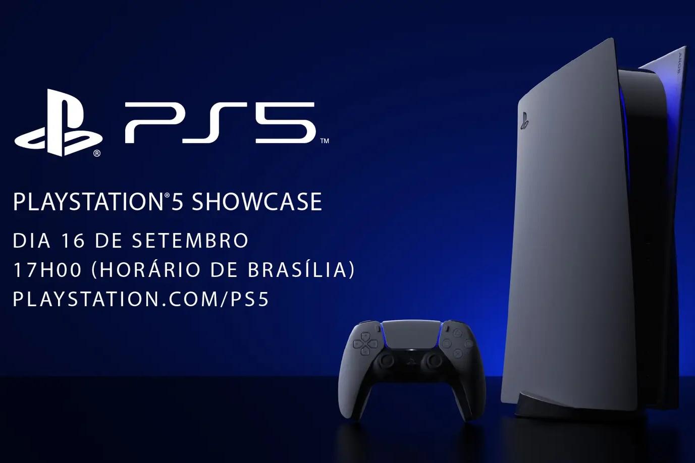 PS5 terá evento para mostrar diversas novidades no dia 16 de setembro