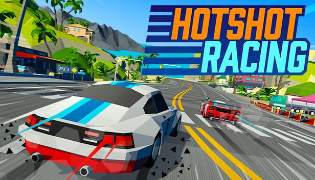 Hotshot Racing traz a nostalgia dos fliperamas aos PCs