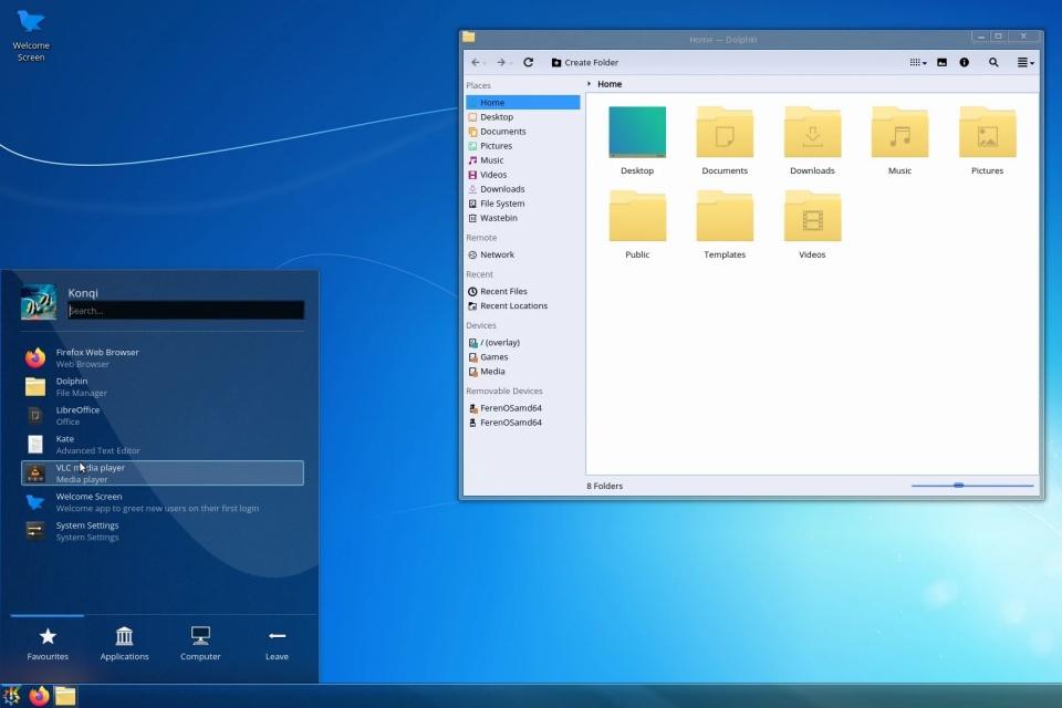 KDE Frameworks 5.74 traz inúmeras melhorias para aplicações