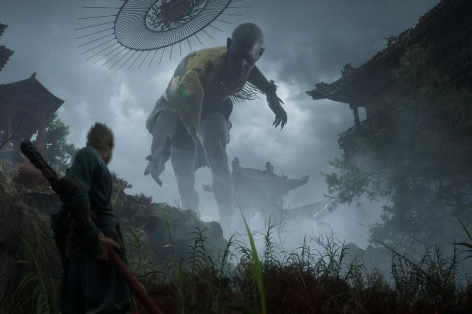 Black Myth: Wukong iniciará uma trilogia da mitologia chinesa
