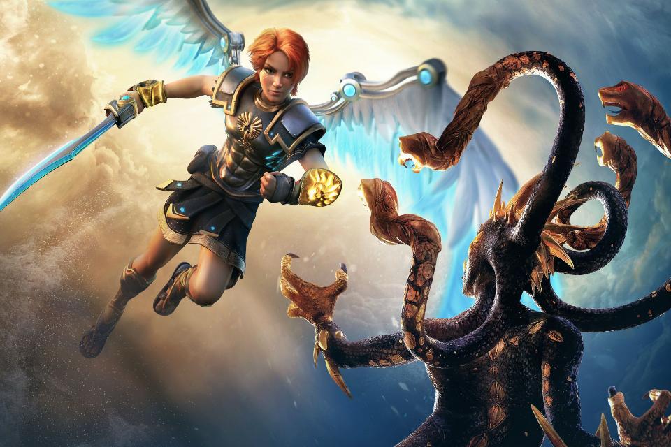 Immortal Fenyx Rising ganha gameplay de quase 90 minutos