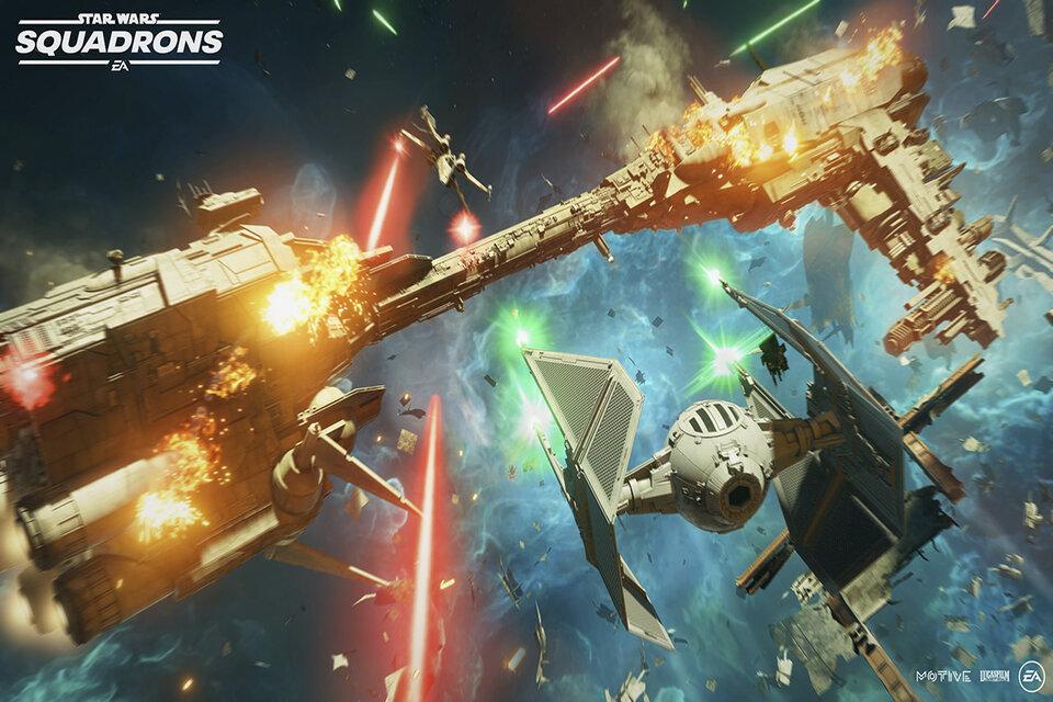 Novo vídeo de Star Wars: Squadrons conta história da perspectiva do Império
