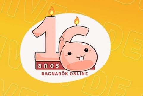 Ragnarök Online celebra 16 anos no Brasil com eventos especiais