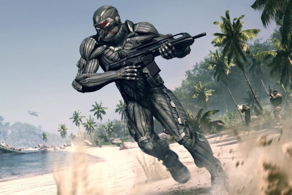 Crysis Remastered ganha trailer em 8K
