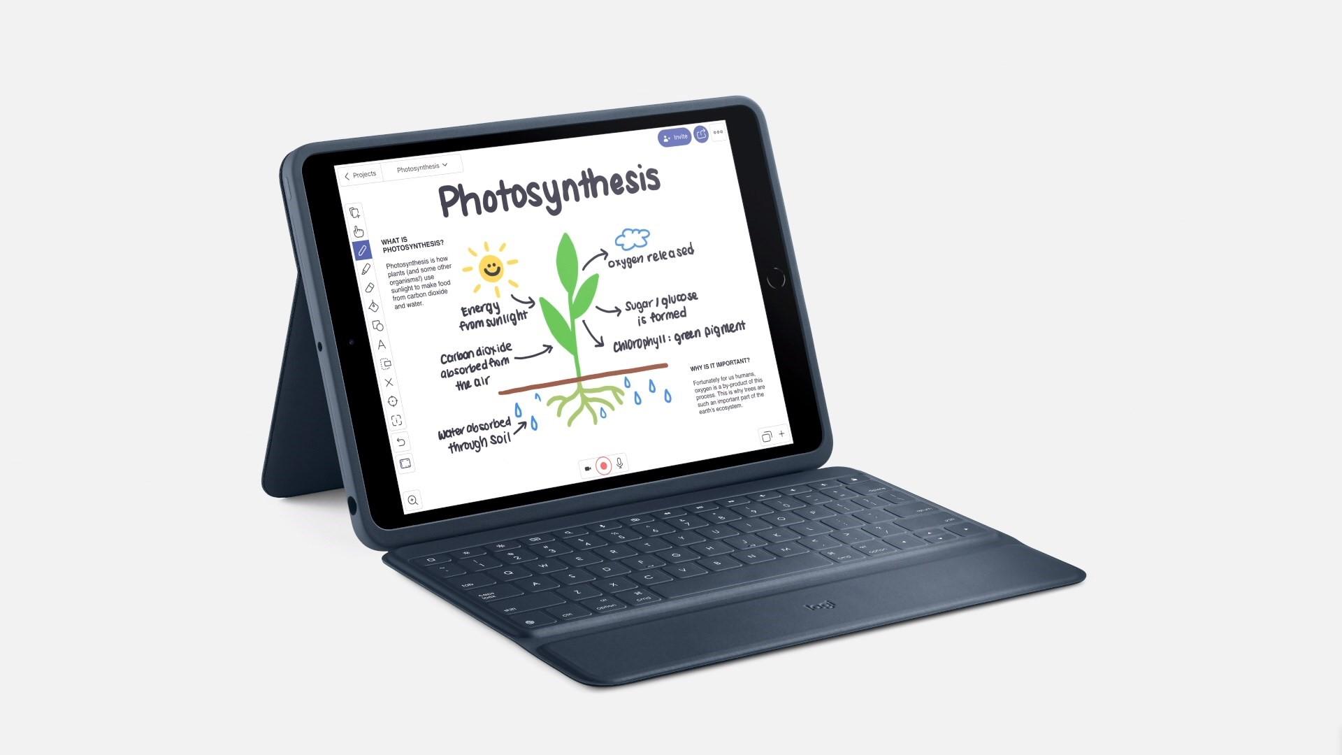 O iPad 8 é compatível com acessórios da Apple