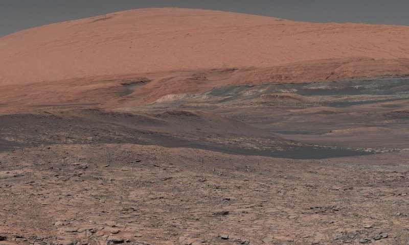 Solo marciano (Fonte: NASA/Reprodução)