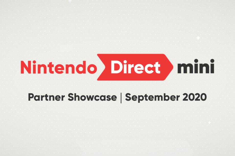 Novo Nintendo Direct Mini: Partner Showcase acontece amanhã (17)