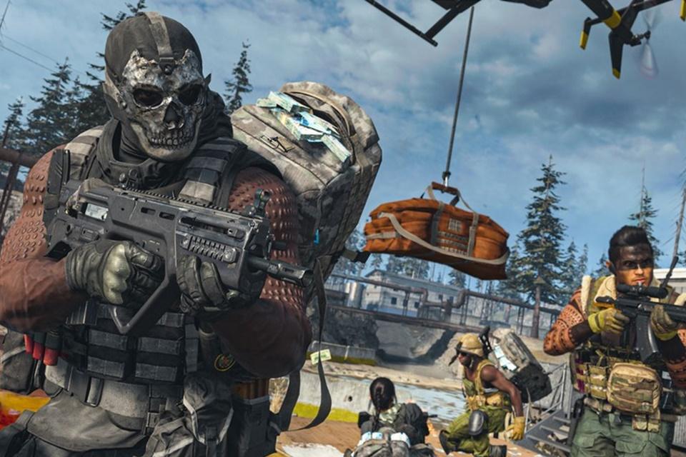 Activision planeja versão de Call of Duty: Warzone para mobile
