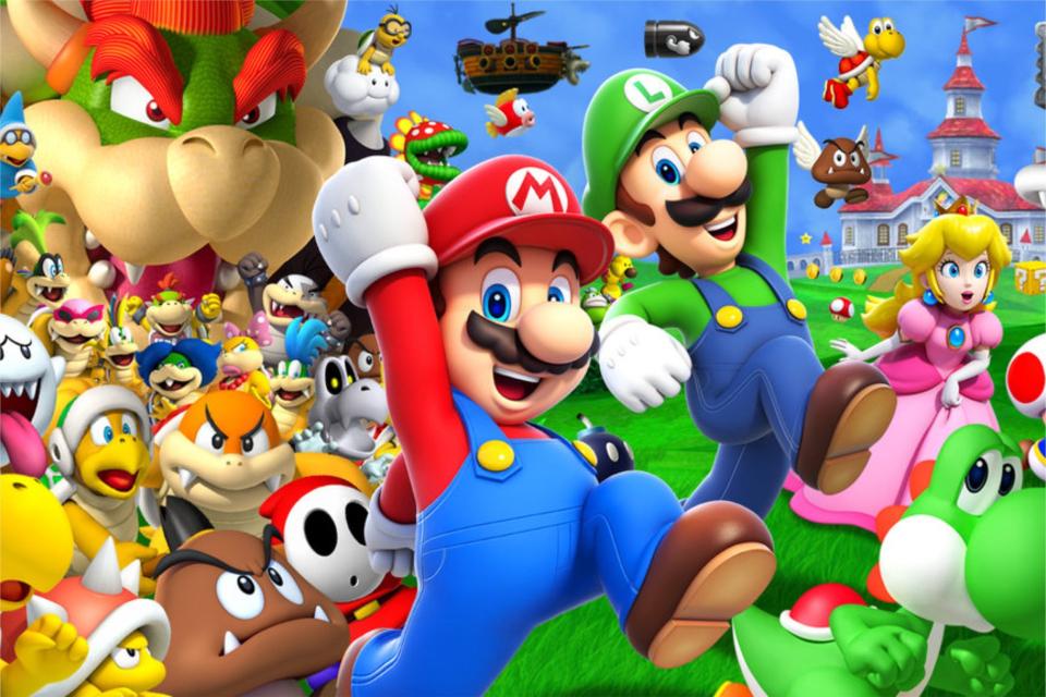 Nintendo confirma novo filme de Super Mario para 2022