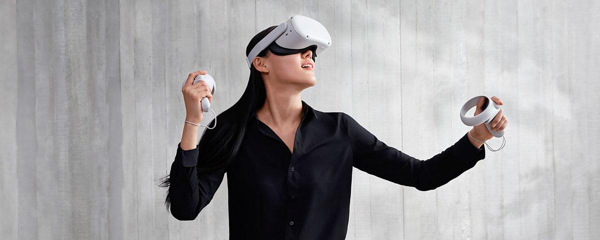 Oculus Quest 2 é o novo headset VR do Facebook de US$ 299 - TecMundo