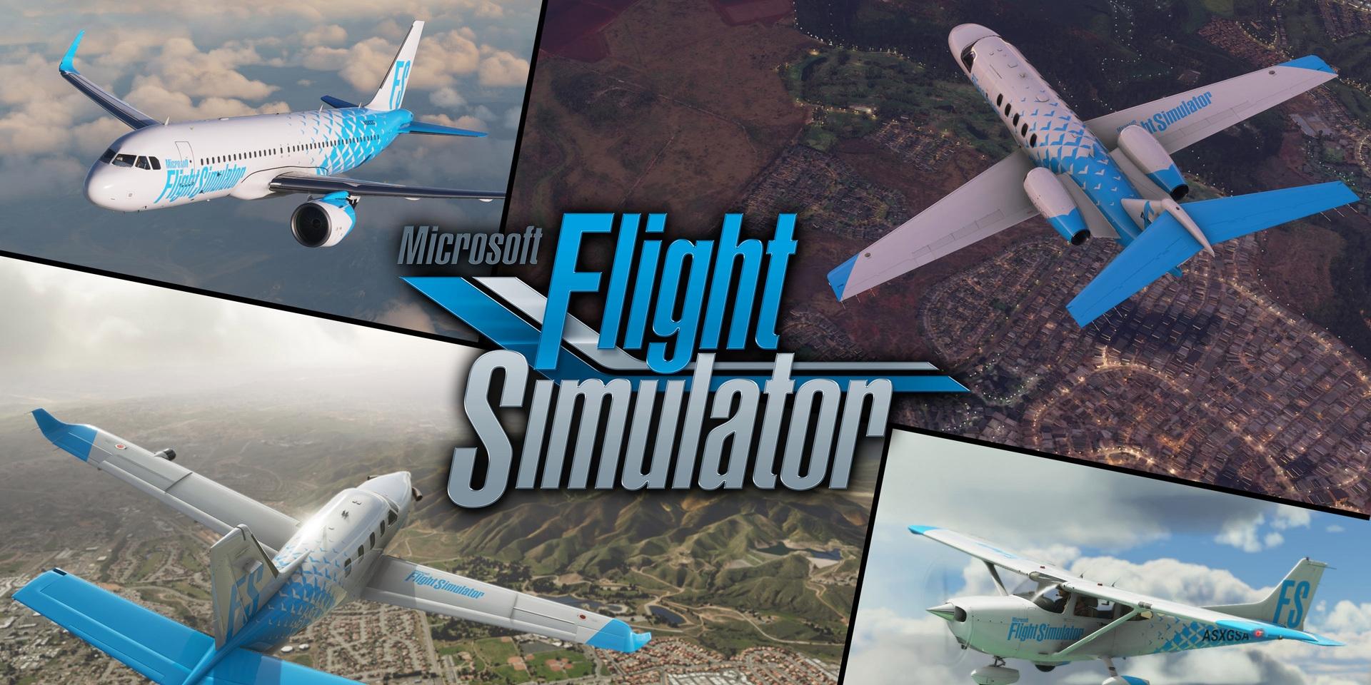 Flight Simulator eleva o patamar tecnológico e traz nova geração mais cedo