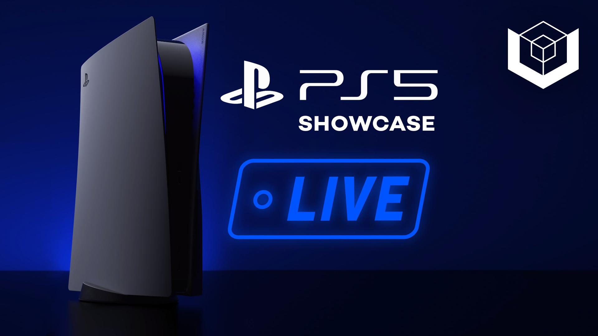 Acompanhe com a gente o evento PS5 Showcase!