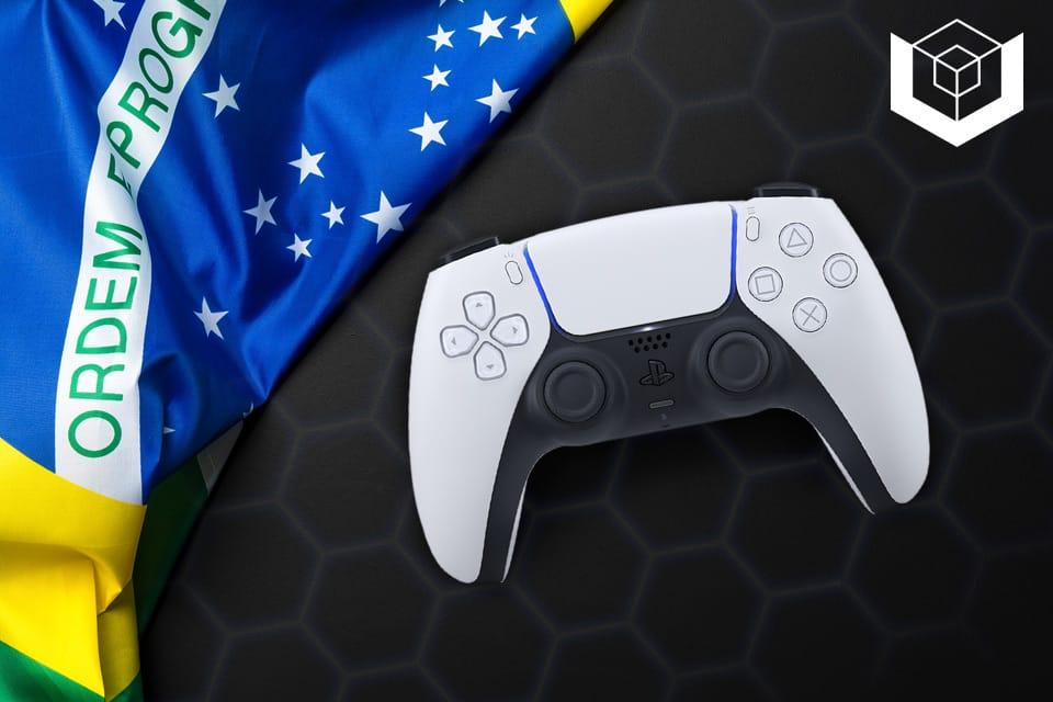 PS5 chega no Brasil a R$ 4499 na edição digital e a R$ 4999 com leitor