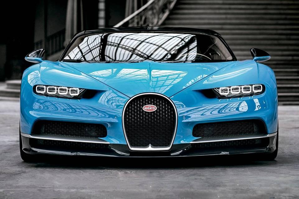 Volkswagen vende Bugatti para se dedicar 100% a elétricos