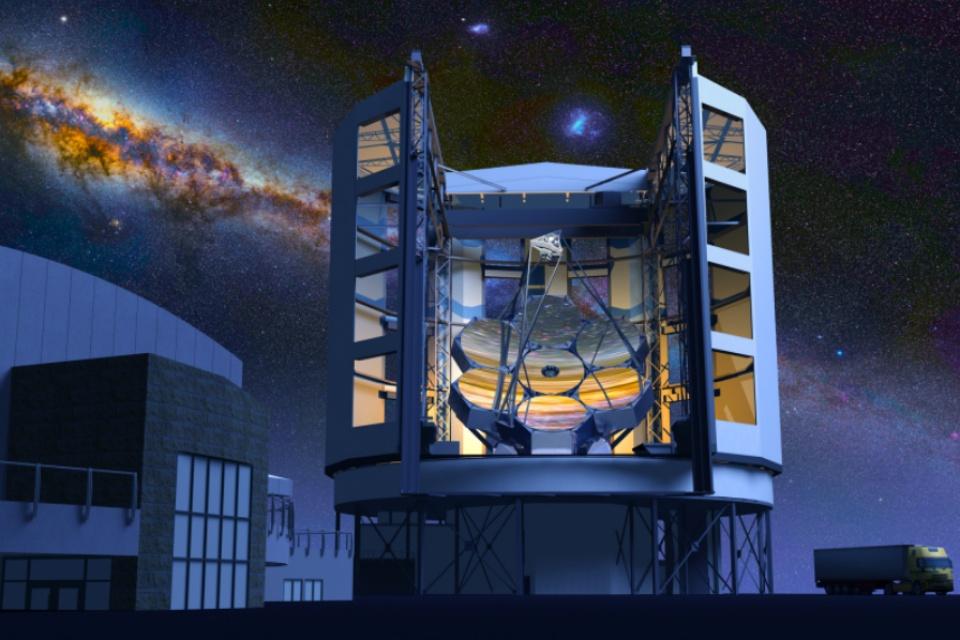 Telescópio mais poderoso do mundo recebe doação milionária