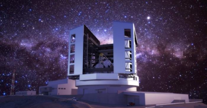 O telescópio mais poderoso do mundo deve ficar pronto entre 2024 e 2025.