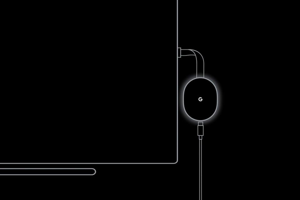 Chromecast terá controle remoto com botões para Netflix e YouTube
