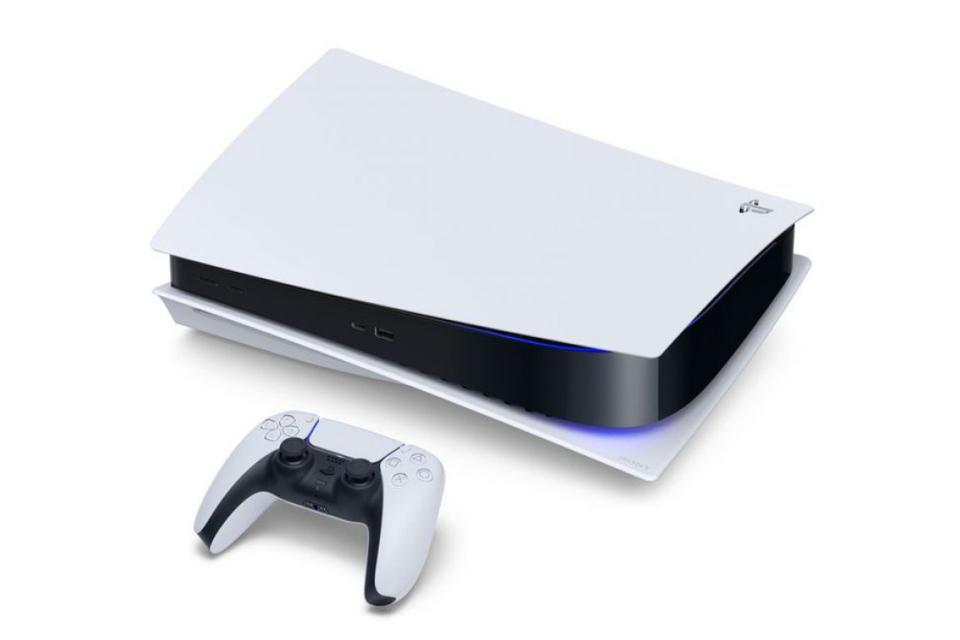 PS5: nova patente sugere possível interface do console
