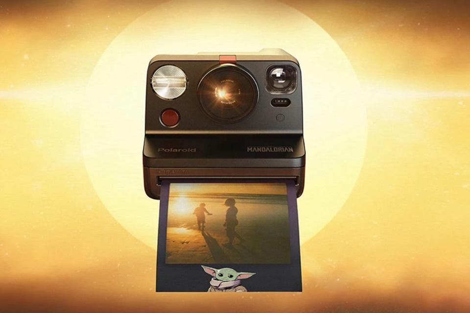 Polaroid lança câmera inspirada em 'The Mandalorian'