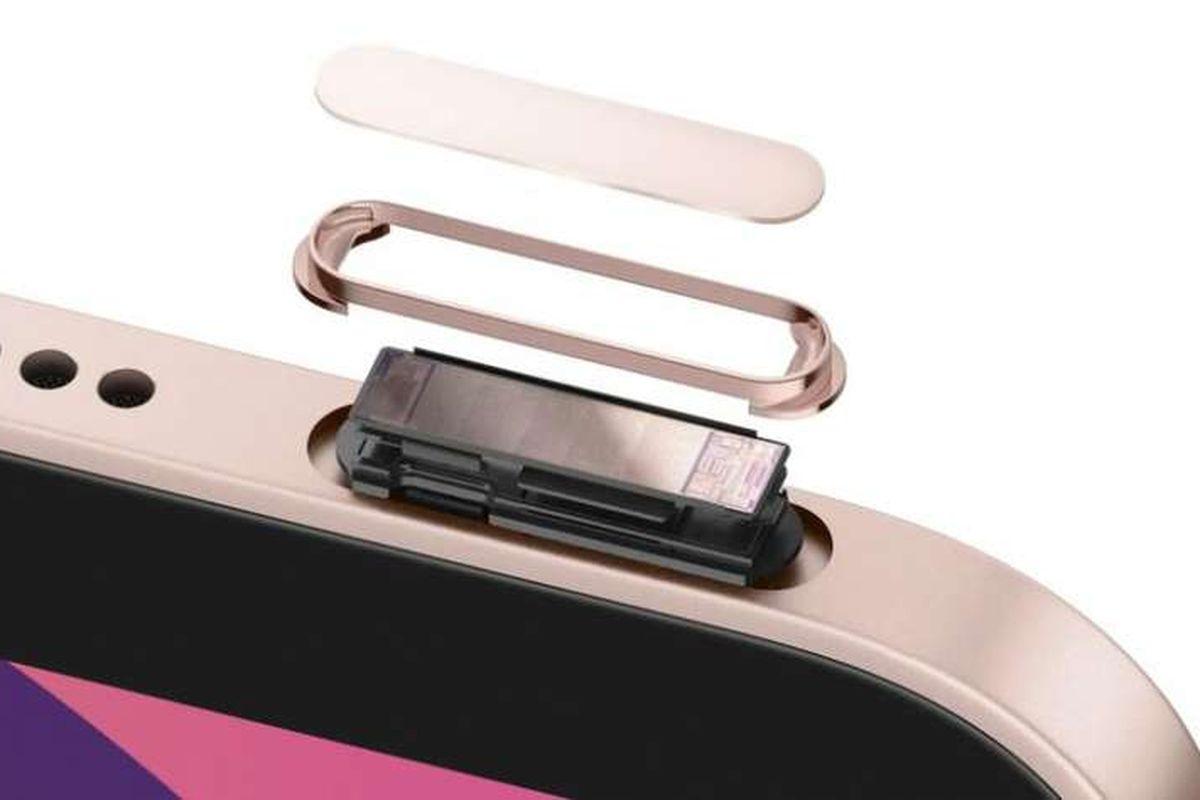 O iPad Air é o primeiro dispositivo da Apple com leitor de digitais no botão Power