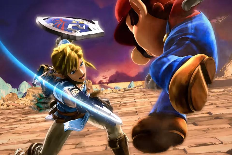 Super Smash Bros. Ultimate: novo lutador chegar em outubro [RUMOR]