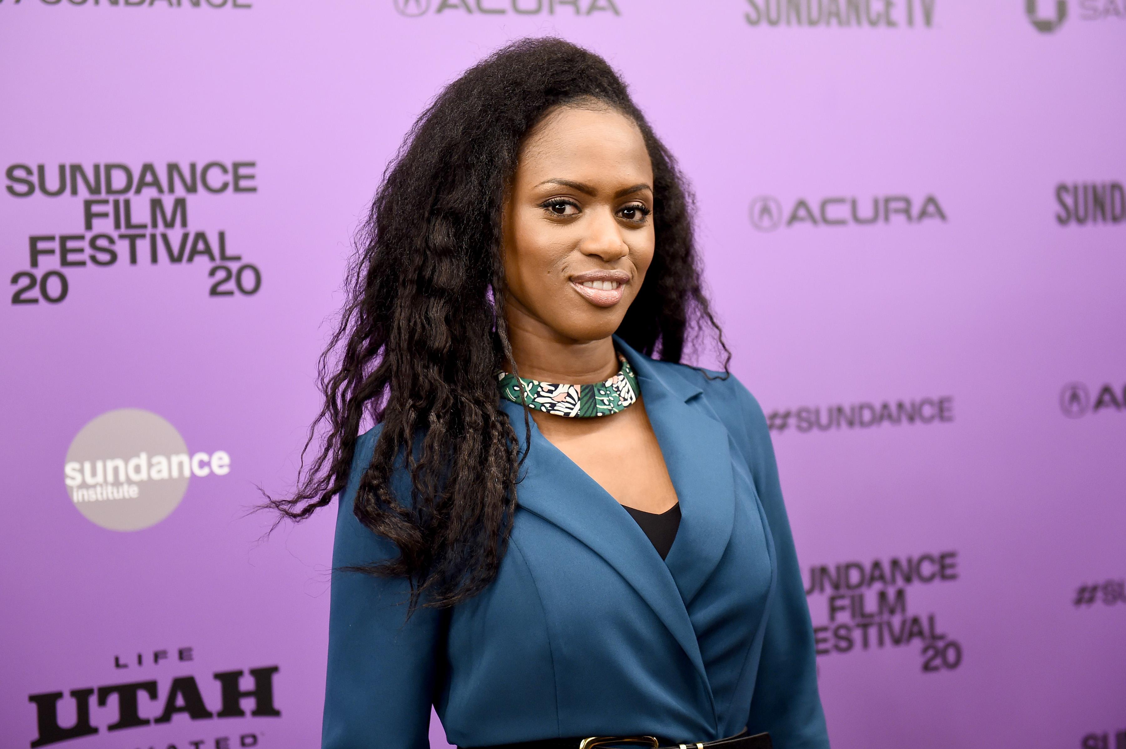 Maïmouna Doucouré é a diretora do filme