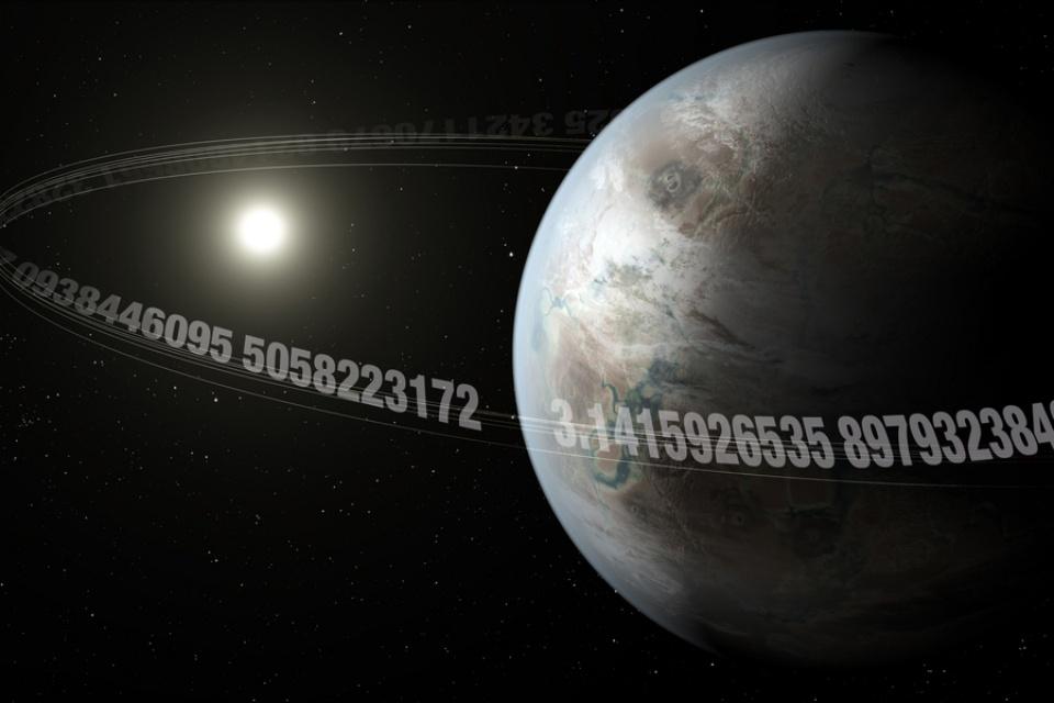 Astrônomos descobrem 'planeta Pi' do tamanho da Terra